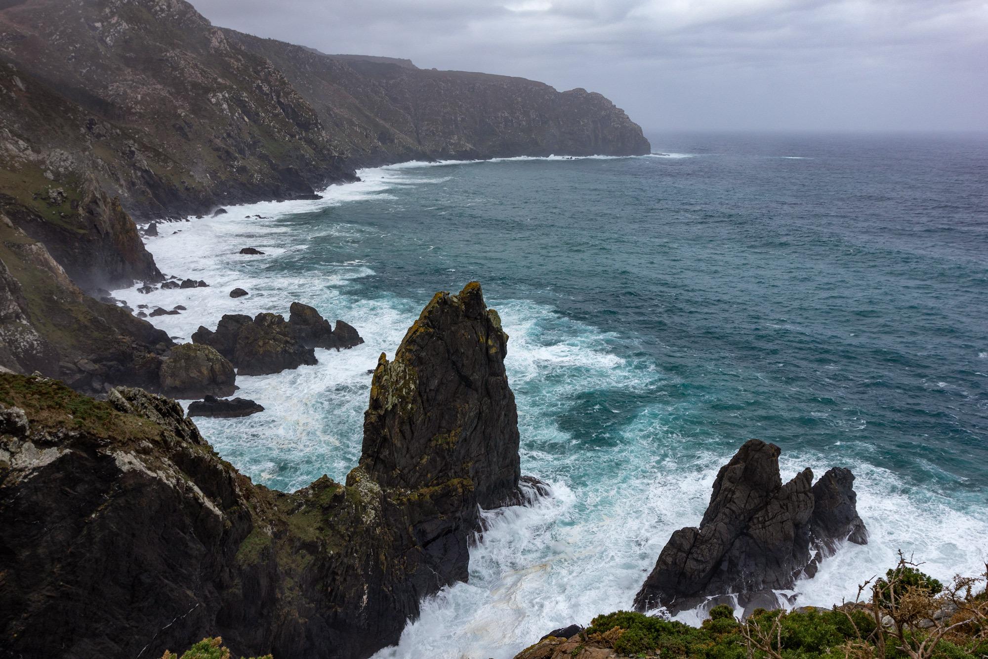 Cantís de Cabo Ortegal