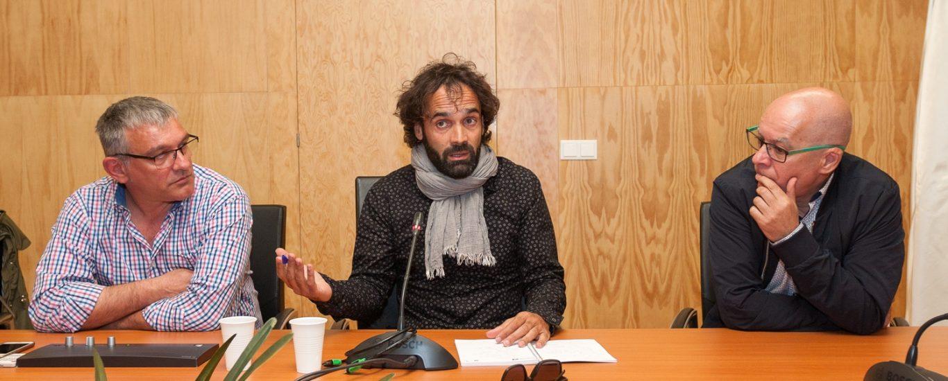 Asier Hilario é o máximo responsable científico do xeoparque da Costa Vasca